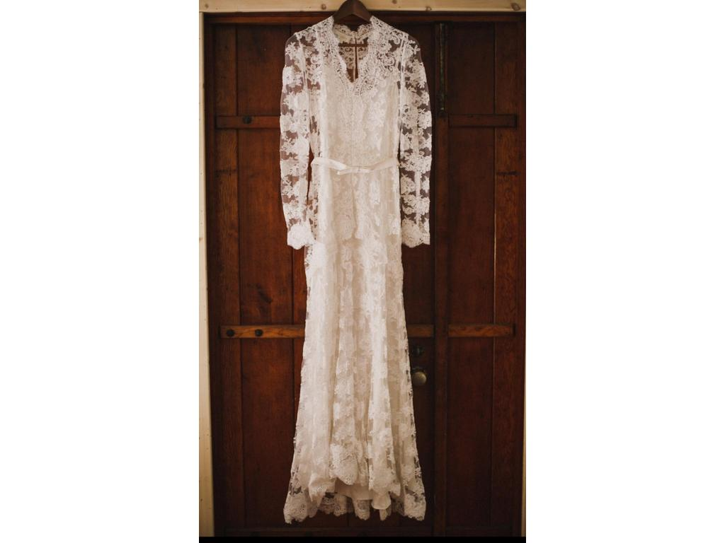 Temperley Wedding Gowns: Temperley London Guinevere, $2,149 Size: 10