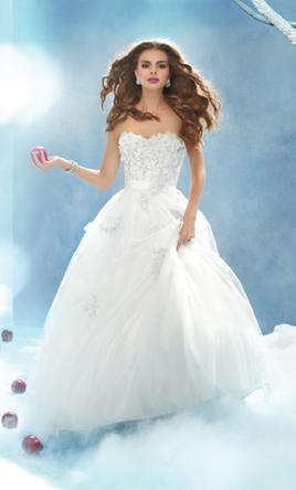 Alfred Angelo Disney Snow White #207 6