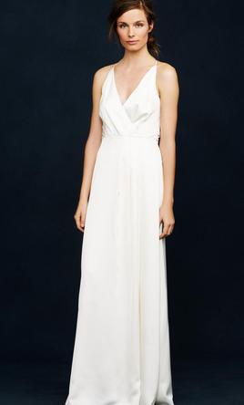J. Crew Manuela, $200 Size: 0 | New (Un-Altered) Wedding Dresses
