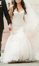 Maggie Sottero Marianne, Sweetheart Mermaid Gown In Lace 10