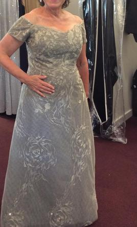 Other Custom Made Rene Ruiz Gown Size 12 Mother Of The