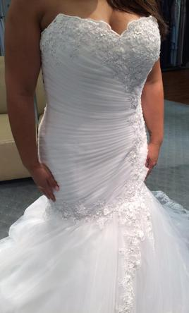 Alfred Angelo 2507 12