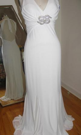 Other custom design haute couture 2 000 size 4 used for Wedding dresses colors other than white