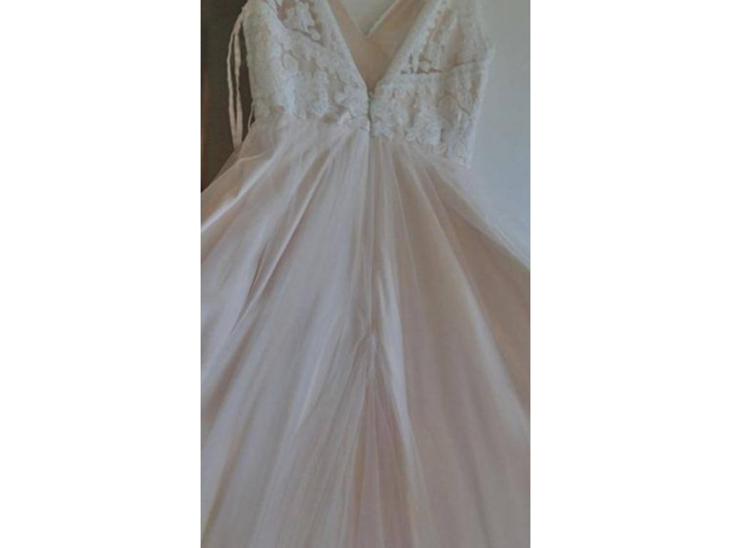 Bhldn tamsin 800 size 4 used wedding dresses for Bhldn used wedding dresses