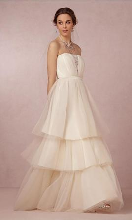 Badgley Mischka Faye Gown 10