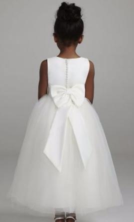 f28be07b40 David's Bridal Style: S1038, Size: | Flower Girl Dresses