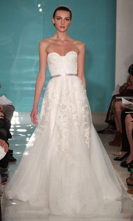 Reem Acra Heavenly Lace 12