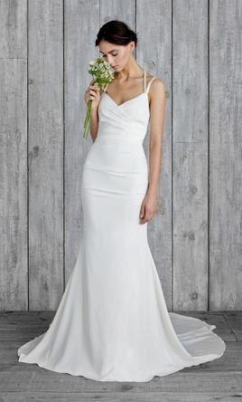 Nicole Miller Taylor Bridal Gown 6