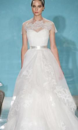 Reem Acra Bridal collection spring 2013 6