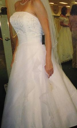 Michaelangelo Wedding Dresses For Sale | PreOwned Wedding Dresses