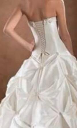 08073c77070c Maggie Sottero Capri Marie Wedding Dress | Used, Size: 14, $300