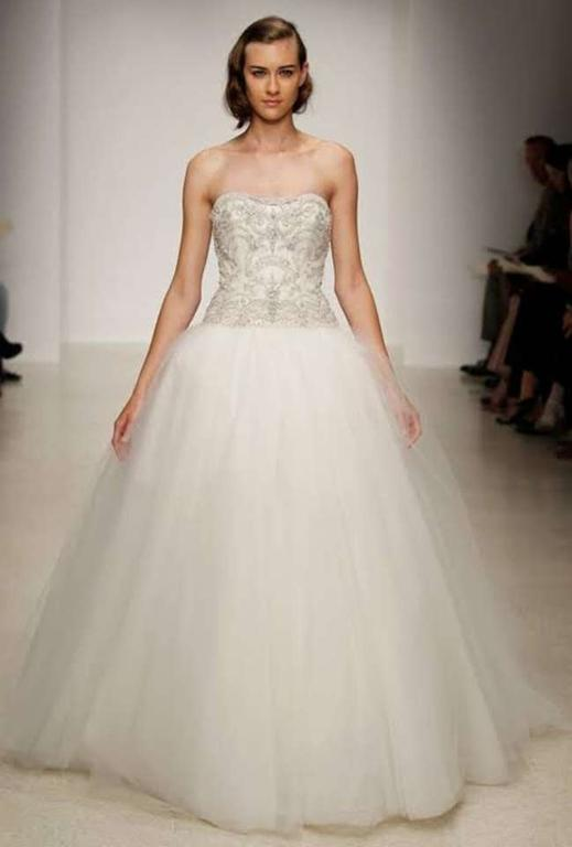 Kenneth Pool Venice K413, $1,290 Size: 10 | New (Un-Altered) Wedding ...
