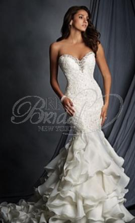 Alfred Angelo 2527 8