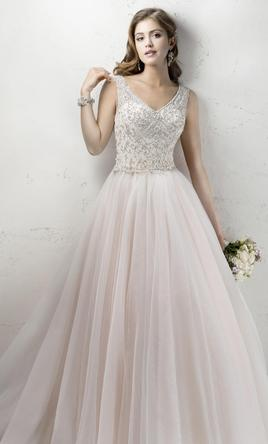 Maggie Sottero Whitney Marie 10