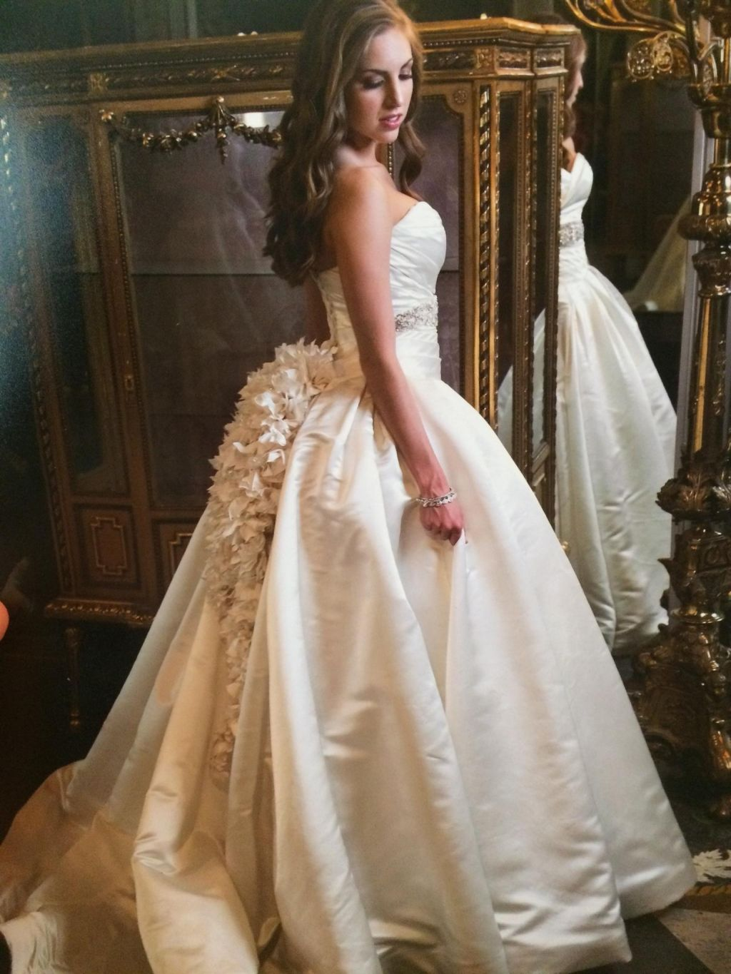 Nina P Wedding Dresses : Pnina tornai buy this dress for a fraction of the salon price on