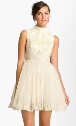Other Ted Baker Telago Embroided Tulle 2