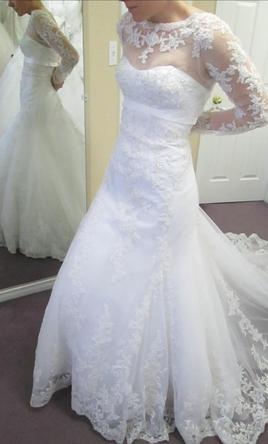 Alfred Angelo 2302 4