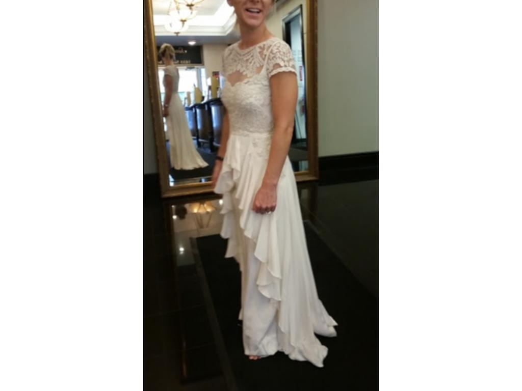 Temperley London Bluebell Wedding Dress Currently For Sale At 86 Off