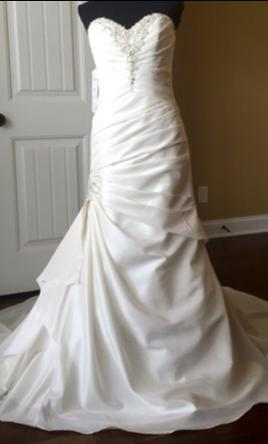 Alfred Angelo 2404 8