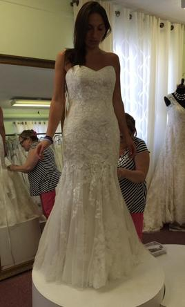 Maggie Sottero Ascher 450 Size 10 Used Wedding Dresses