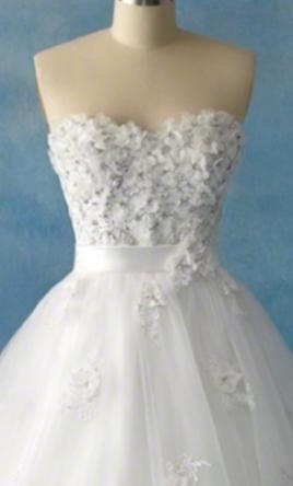 Alfred Angelo Snow White #207 8