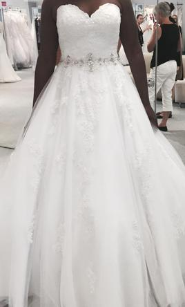 Alfred Angelo 2492 10