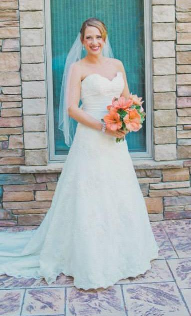 Alfred Angelo 801, $750 Size: 4 | Used Wedding Dresses