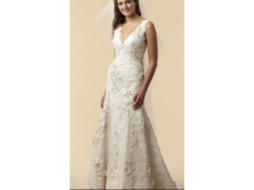 Preowned Wedding Dresses Dallas : Watters dallas buy this dress for a fraction of the salon price on