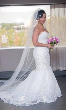 Enzoani Juliet, $1,850 Size: 12 | Used Wedding Dresses