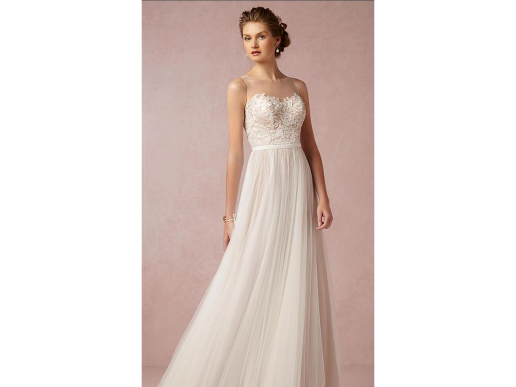 Bhldn 700 size 0 used wedding dresses for Used wedding dress size 0