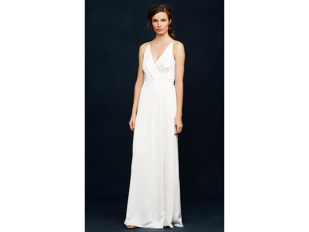 J crew wedding dresses for sale preowned wedding dresses j crew ombrellifo Image collections