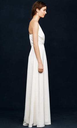 J. Crew Manuela, $350 Size: 0 | New (Un-Altered) Wedding Dresses