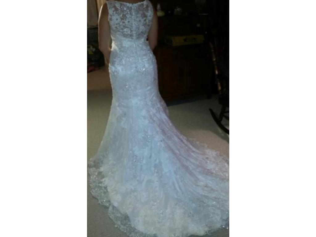 Maggie Sottero $550 Size: 12 | Used Wedding Dresses
