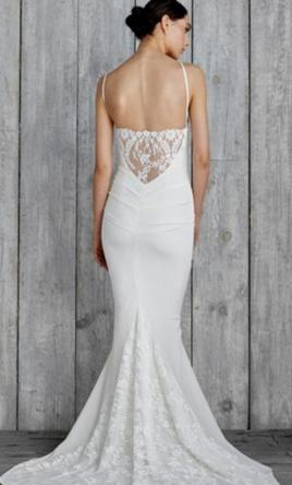 Nicole miller gh10006 805 size 4 new un altered wedding dresses pin it nicole miller gh10006 4 junglespirit Choice Image