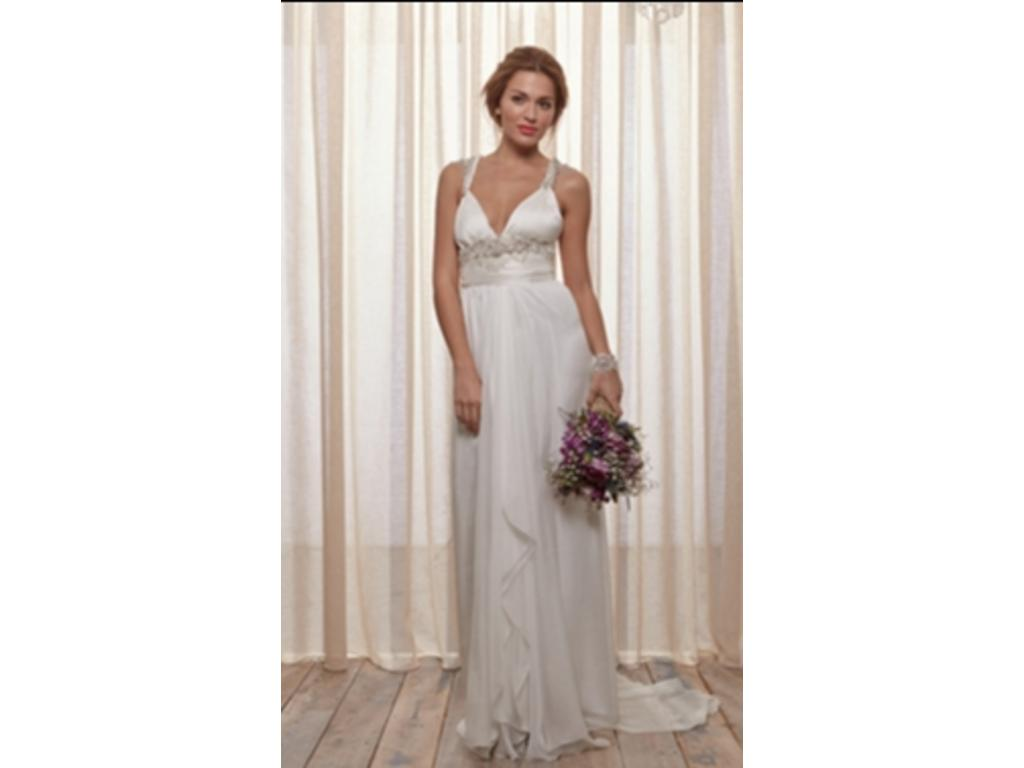 Anna campbell sienna 1 000 size 8 sample wedding dresses for Anna campbell wedding dress for sale
