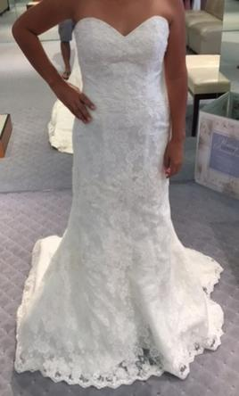 Alfred Angelo 869 4