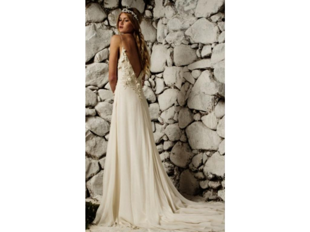 Other Bo & Luca Tulsa, $3,995 Size: 2 | New (Un-Altered) Wedding Dresses