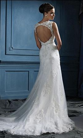 Alfred Angelo Sample Sale #854 10