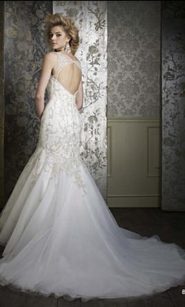 Alfred Angelo Sample Sale #883 10