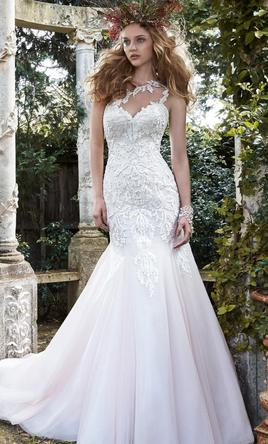 Maggie Sottero Eve by Desiree Hartsock 10