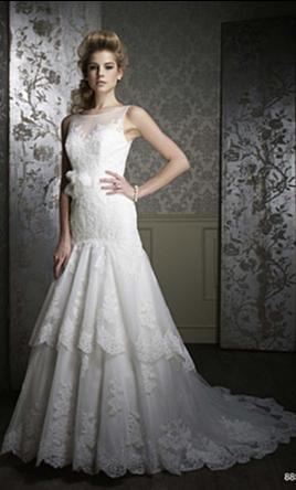Alfred Angelo 885 10