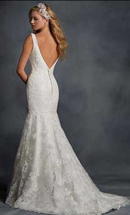 Alfred Angelo 2501 8