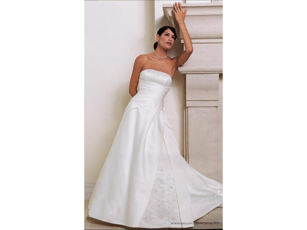 Alfred angelo 1727 124 size 10 sample wedding dresses pin it alfred angelo 1727 10 ombrellifo Images