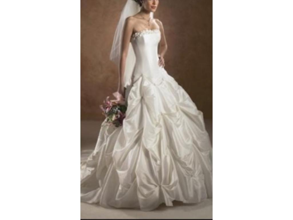 Maggie sottero 250 size 12 used wedding dresses for Who sells maggie sottero wedding dresses