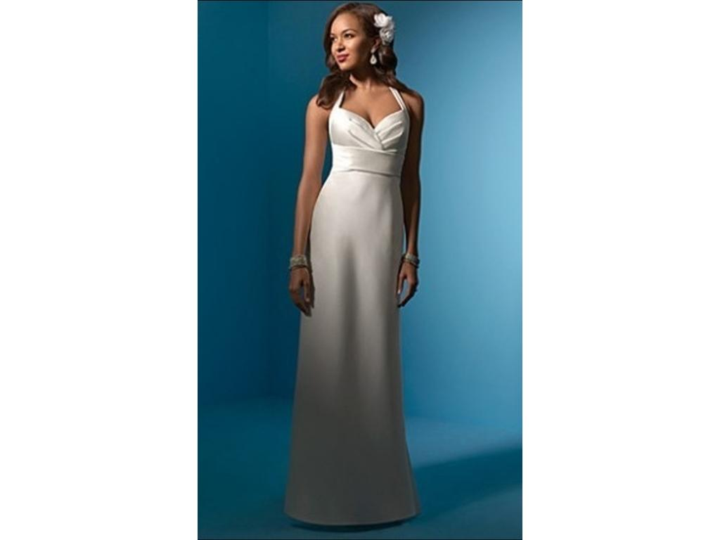 Alfred Angelo 2054, $139 Size: 8 | Sample Wedding Dresses