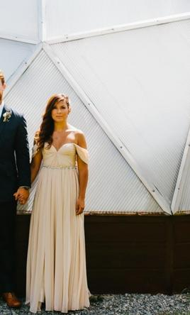 sarah seven lafayette wedding dress currently for sale at 51 off