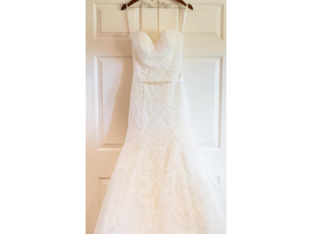 Allure bridals 2709 699 size 8 used wedding dresses for 901 salon prices
