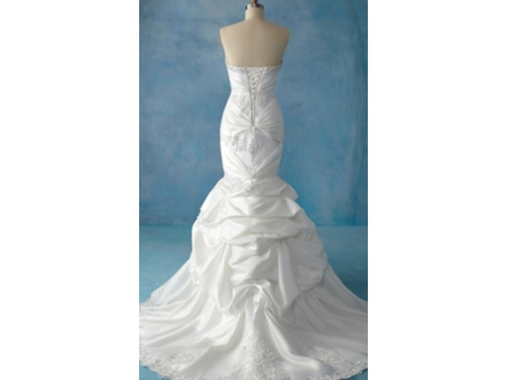 Alfred Angelo Disney Ariel 201, $550 Size: 6 | Used Wedding Dresses