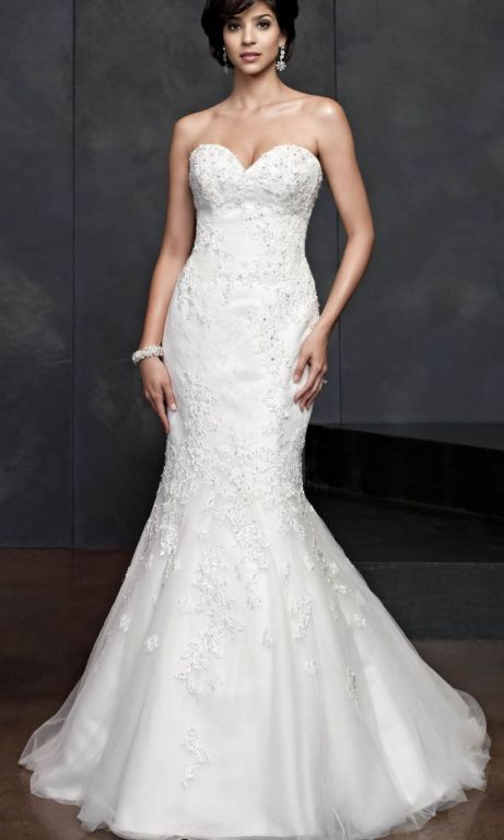 Private label by g 1547 599 size 12 used wedding dresses for Private label wedding dresses