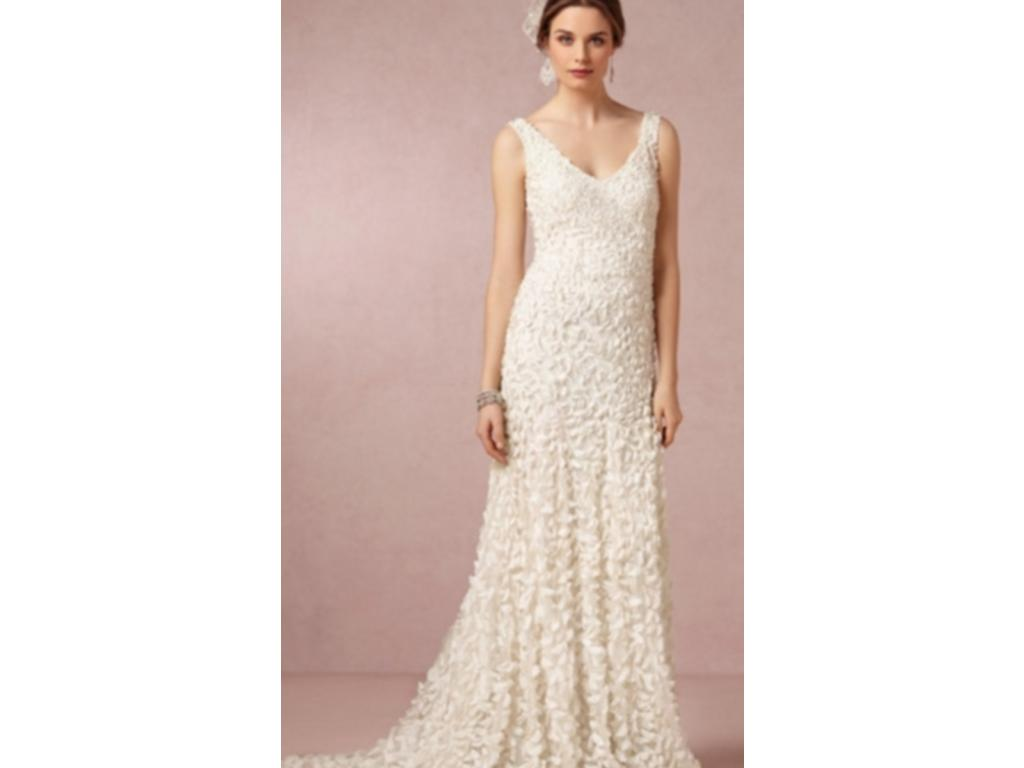 Bhldn Emma Gown 500 Size 0 Used Wedding Dresses